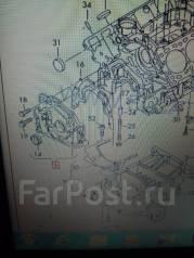 Крышка лобовины. Audi A6, C5 Двигатель ASN