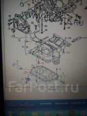 Поддон. Audi A6, C5 Двигатель ASN