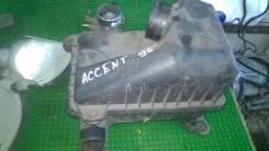 Корпус воздушного фильтра. Hyundai Accent Двигатель G4EK