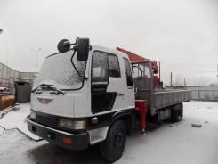 Hino Ranger. Продается маинпулятор , 6 014 куб. см., 3 000 кг., 8 м.