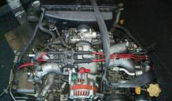 Двигатель в сборе. Subaru Outback Subaru Legacy, BH9 Subaru Legacy Lancaster, BH9 Двигатели: EJ25, EJ254