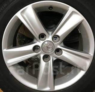 Toyota. 7.0x16, 5x114.30, ET40