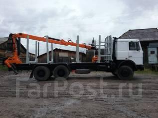 МАЗ 6303. Продаётся сортиментовоз с гидроманипулятором СФ 65, 11 000 куб. см., 15 000 кг., 14 000,00кг.