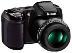 Nikon Coolpix L810. 15 - 19.9 Мп, зум: 14х и более