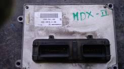 Блок управления двс. Acura MDX Honda MDX, CBA-YD1, YD1, UA-YD1 Двигатель J35A