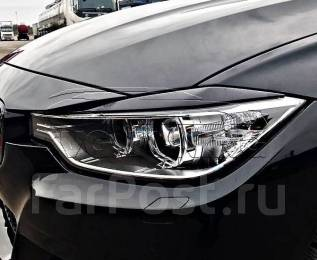 Накладка на фару. BMW 3-Series, F30