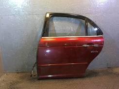 Дверь боковая Jaguar XJ 2003–2006, левая задняя