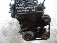 Двигатель (ДВС) Nissan Qashqai