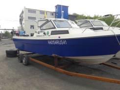 Yamaha Fish 24. длина 7,30м., двигатель подвесной, 200,00л.с., бензин
