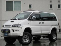 Mitsubishi Delica. автомат, 4wd, 2.8, дизель, 121 000тыс. км, б/п, нет птс. Под заказ