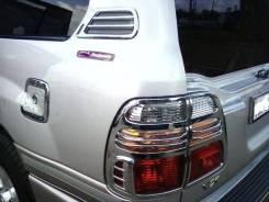 Накладка на стойку. Toyota Land Cruiser, HDJ100L, HDJ100, FZJ105, HZJ105, HDJ101, UZJ100, UZJ100L, FZJ100, HDJ101K, HZJ105L