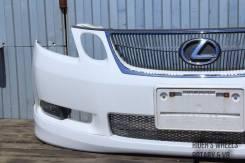 Бампер. Lexus: GS300, GS350, GS430, GS460, GS450h, GS30 / 35 / 43 / 460 Toyota GS30, GRS190, GRS191, GRS195, GRS196, URS190, UZS190 Toyota GS300, GRS1...