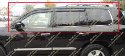 Молдинг лобового стекла. Toyota Land Cruiser