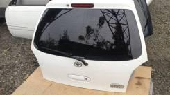 Дверь багажника. Toyota Corolla Spacio, AE115, AE115N, AE111, AE111N Двигатель 4AFE
