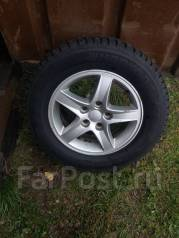 Комплект колёс. 5.5x15 5x114.30 ET35
