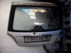 Дверь багажника. Daewoo Matiz