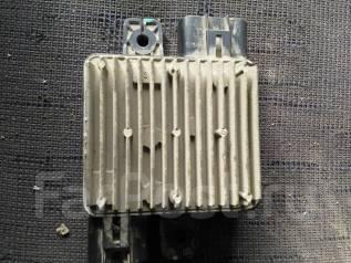 Блок управления вентилятором. SsangYong Actyon Sports