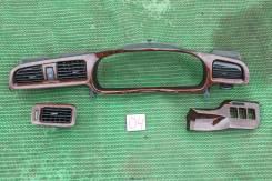 Консоль панели приборов. Subaru Legacy, BHE Subaru Legacy Lancaster, BHE Двигатели: EZ30D, EZ30