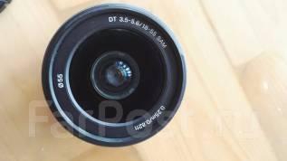 Штатный объектив SONY. Для Sony, диаметр фильтра 55 мм