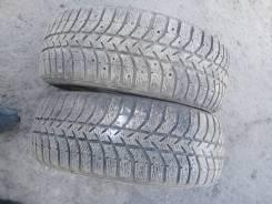Bridgestone Ice Cruiser 5000. Зимние, шипованные, 2012 год, износ: 40%, 2 шт