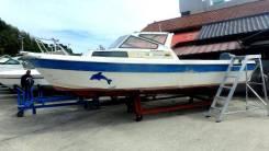 Yamaha Fish 24. Год: 1992 год, двигатель подвесной, 115,00л.с., бензин