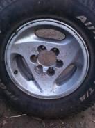 2Crave Wheels. 8.0x16, 6x139.70, ET5, ЦО 110,0мм.