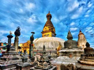 Индия и Непал с тибетским ламой 04-19 февраля 2018г
