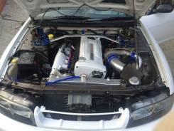 Двигатель в сборе. Nissan Skyline, BCNR33, BNR32, BNR34, CPV35, ECR33, HR33 Двигатели: RB25DE, RB25DET, RB26DETT, RB26DTT, RB26DETTHI, 4WD, RB26DETTHI...