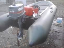 Aqua-Storm. Год: 2012 год, длина 0,31м., двигатель подвесной, 5,00л.с., бензин