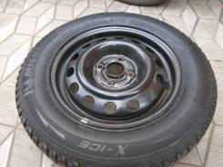 Продается R14 165/70 комплект колес Michelin. 5.0x14 4x100.00 ЦО 54,1мм.