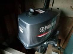 Yamaha. 5,00л.с., 2-тактный, бензиновый, нога S (381 мм), Год: 2016 год