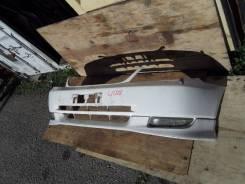 Бампер. Toyota Corolla Runx, ZZE123 Двигатель 2ZZGE