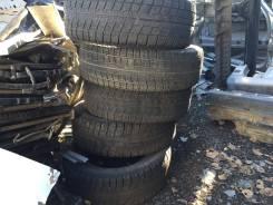 Bridgestone Blizzak Revo2. Зимние, без шипов, износ: 40%, 5 шт