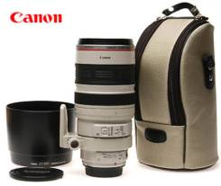Продам Canon EF 100-400mm f/4.5-5.6L IS USM. Для Canon, диаметр фильтра 77 мм