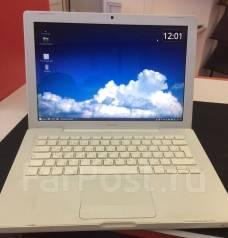 "Apple MacBook. 13.3"", 2,4ГГц, ОЗУ 2048 Мб, диск 160 Гб, WiFi, Bluetooth, аккумулятор на 1 ч."