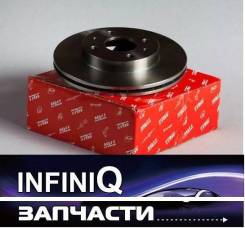Диск тормозной. Nissan 370Z, Z34 Nissan Fairlady Z, Z34 Nissan Skyline, CKV36 Infiniti: G35, FX35, G37, FX50, FX37, G25, M35 Двигатели: VQ37VHR, VK50V...