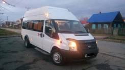Ford Transit Shuttle Bus. Ford transit, 2 200 куб. см., 19 мест