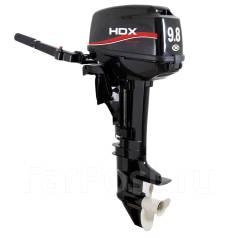 HDX. 9,80л.с., 2-тактный, бензиновый, нога S (381 мм), 2017 год год