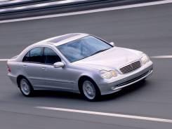 Mercedes-Benz C-Class, 2001 год. Mercedes-Benz C-Class, S203, W203, CL203 Двигатели: OM, 611, DE, 22, LA, M, 111, E, 20, EVO, 112, E36, E32, E26, RED...