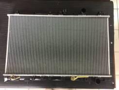 Радиатор охлаждения двигателя. Mitsubishi RVR, N28WG, N28W Mitsubishi Chariot, N38W, N48W, N28WG, N28W Двигатель 4G63