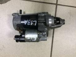 Стартер. Honda Fit, UA-GD1, LA-GD1, LA-GD2 Honda Fit Aria, DBA-GD6, DBA-GD7, LA-GD7, LA-GD6 Honda Jazz Двигатель L13A2