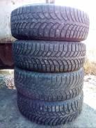 Bridgestone Blizzak Spike-01. Зимние, шипованные, 2016 год, износ: 5%, 4 шт