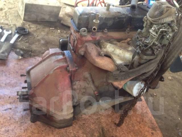 268Двигатель на уаз иркутск