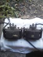 Суппорт тормозной. Nissan: Tiida, March, Note, Tiida Latio, Cube Двигатели: HR15DE, CR10DE, CR12DE, CR14DE