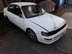 Toyota Corolla. CE100, 2C
