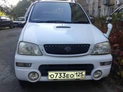 Daihatsu Terios Kid. автомат, 4wd, 0.7, бензин, 80 000 тыс. км