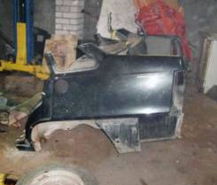 Задняя часть автомобиля. Daewoo Nexia