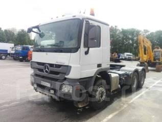 Mercedes-Benz Actros. 3341S 6Х4, б/у 2013 г., 320 000 км, 12 000 куб. см., 33 000 кг.