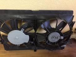 Вентилятор охлаждения радиатора. Toyota Avensis, AZT251W, AZT251, AZT251L