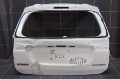 Крышка багажника. Mitsubishi Outlander, GG2W, GF2W, GF7W, GF3W, GF4W Двигатели: 4B11, 4B12, 6B31